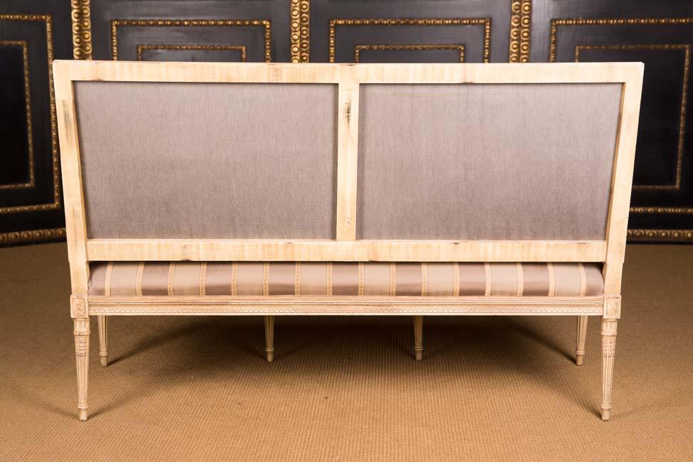 hochwertige garnitur sitzgruppe sofa 2 sessel im louis seize stil ebay. Black Bedroom Furniture Sets. Home Design Ideas